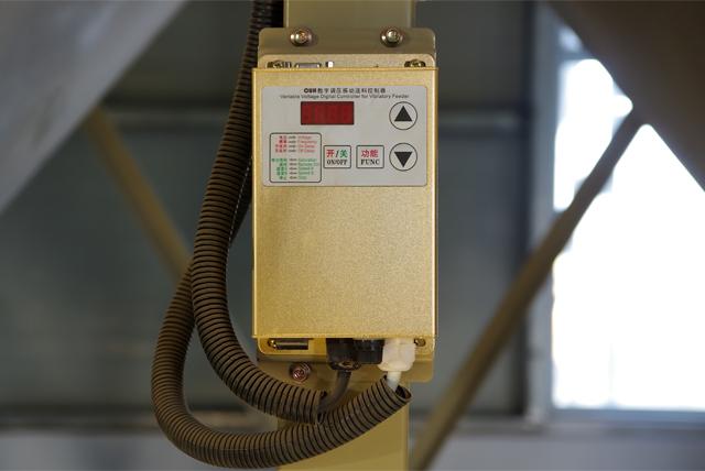 振动喂料器-控制仪