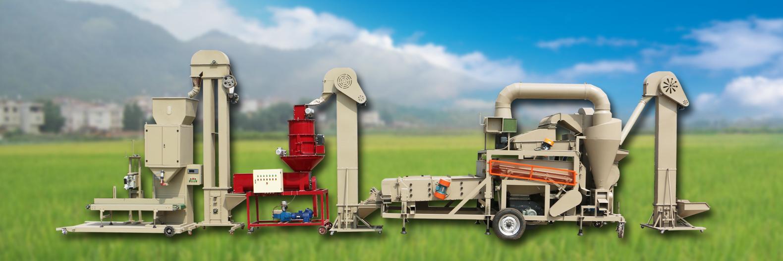 Seed machine