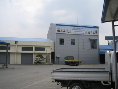 3T/H Soybean Processing Line, South Korea