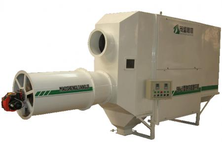 Coated Seed Dryer